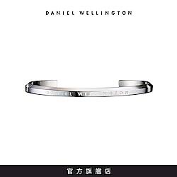 DW 手環 Classic Bracelet 時尚奢華手鐲 簡約銀-L