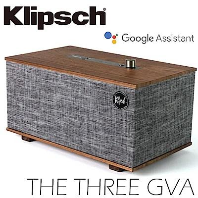 Klipsch 古力奇 藍芽無線喇叭 THE THREE GVA
