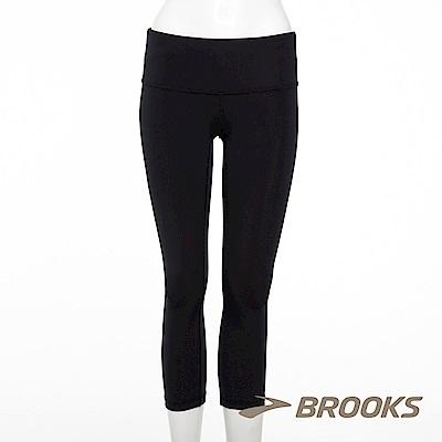 BROOKS 女 Go-To 向前行七分褲 (221129001)