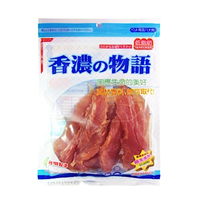 香濃物語 軟雞柳片 135g