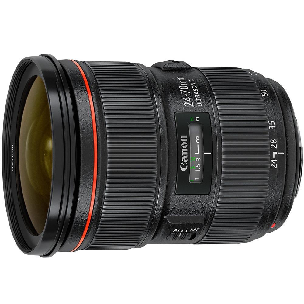Canon EF 24-70mm F2.8L II USM 變焦鏡頭(公司貨)