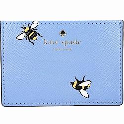 Picnic 蜜蜂印花防刮皮卡片夾