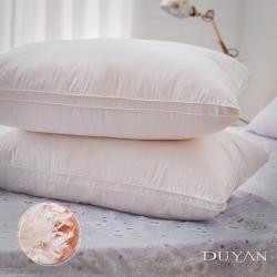 DUYAN竹漾-法國天然水鳥羽絨枕 台灣製