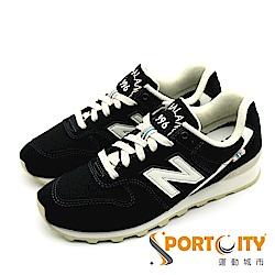 New Balance 996 復古女休閒鞋 黑