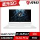 MSI 微星 Stealth 15M 15.6吋電競筆電 i7-1185G7/GTX1660Ti 6G獨顯/16G+16G/512G PCIe SSD/Win10/特仕版 product thumbnail 1