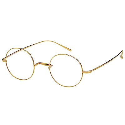 VEDI VERO 復古 光學眼鏡 (金色) @ Y!購物
