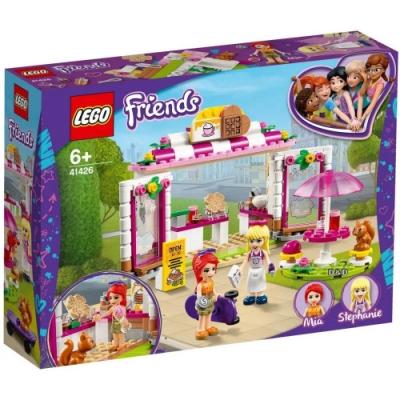 樂高LEGO Friends系列 - LT41426 心湖城公園咖啡廳