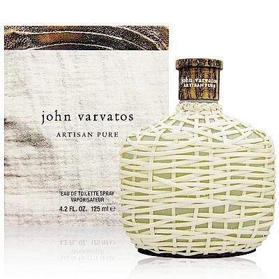 John Varvatos Artisan Pure 工匠純淨男性淡香水125ml美國進口
