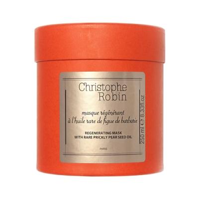 Christophe Robin 刺梨籽油柔亮修護髮膜 250ml