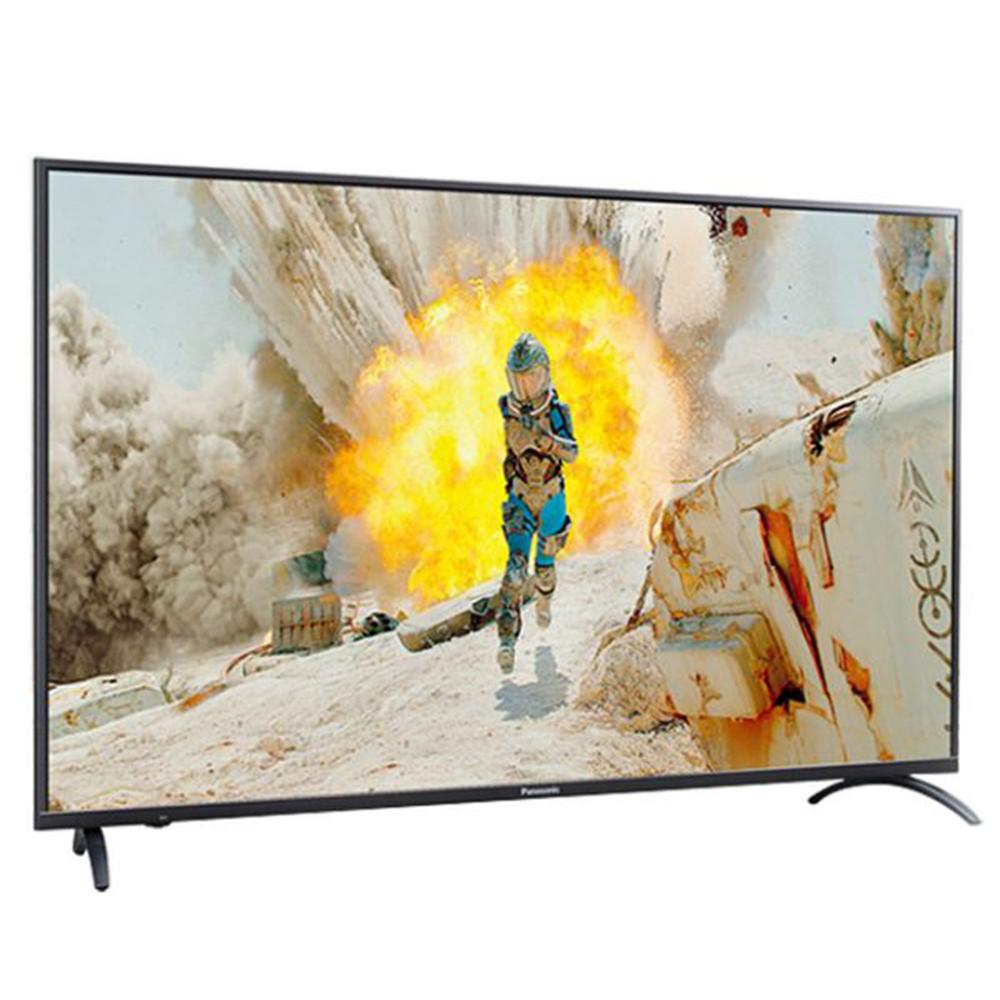 國際牌 50吋 4K 智慧聯網 液晶顯示器/電視 TH-50EX550W+視訊盒