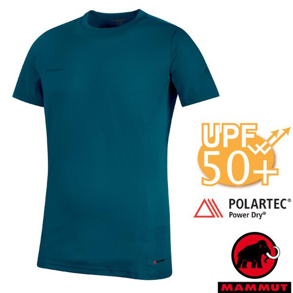 長毛象 Sertig T-Shirt 男新款 短袖圓領多功能排汗上衣_波賽頓