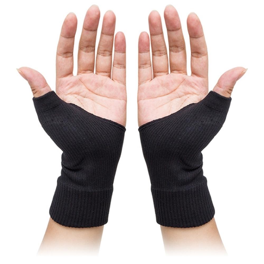 JHS杰恆社abe71籃球壓力護腕女扭傷夏季超薄護手腕男運動健身遮疤痕 握滑鼠手套