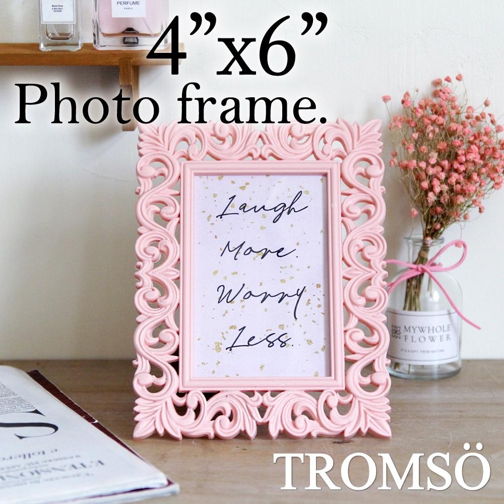 TROMSO皇家巴洛克4x6相框-巴洛克粉