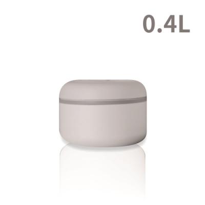 FELLOW ATMOS不鏽鋼真空密封罐(0.4L)-霧面白