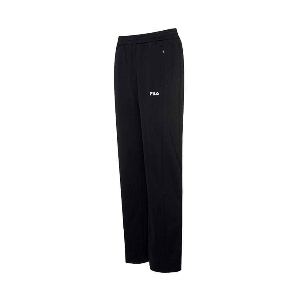 FILA 吸濕排汗長褲-黑色 1PNV-1473-BK