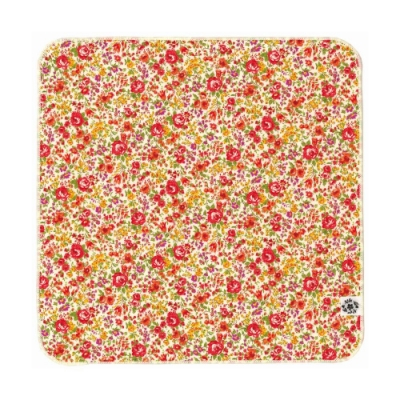 日本派迪 Chouchou Fleur 花園方巾-玫瑰花園
