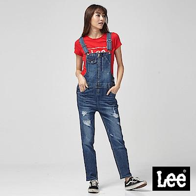 Lee 牛仔吊帶長褲