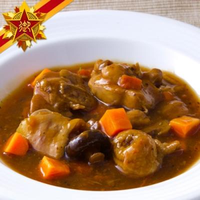 五星御廚 養身宴-蠔油香菇雞