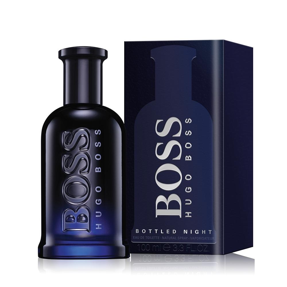 *Hugo Boss 自信之夜男性淡香水 Bottled Night 100ml EDT-國際航空版