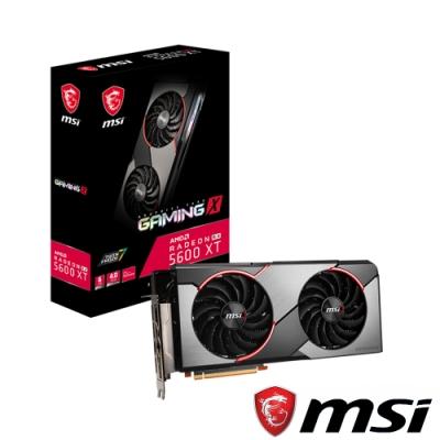 MSI微星 Radeon RX 5600 XT GAMING X 顯示卡