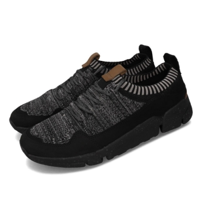 Clarks 休閒鞋 Triactive Knit  男鞋