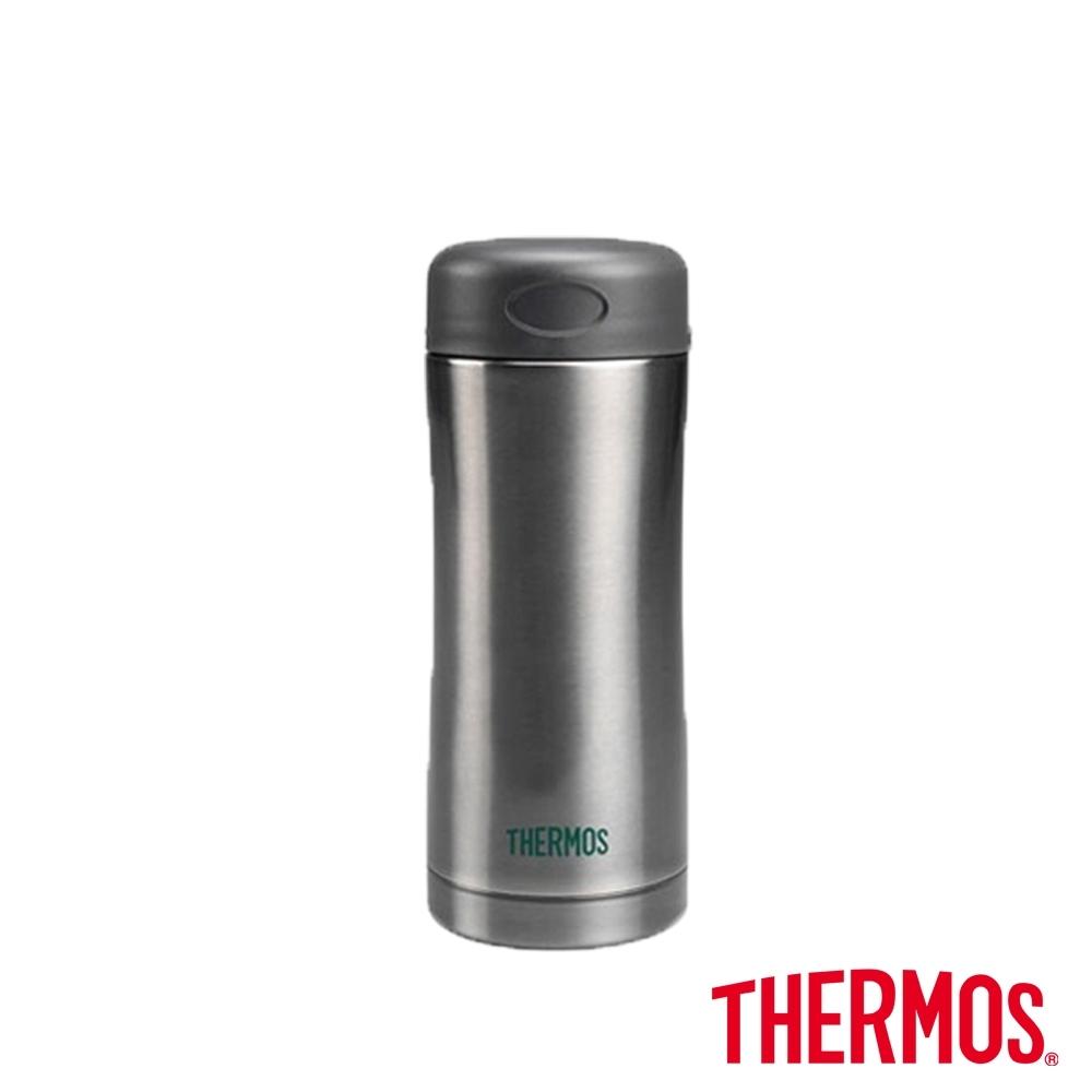 THERMOS膳魔師 不鏽鋼真空保溫杯0.4L(JCG-400-CGY)