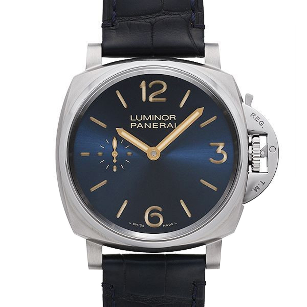 PANERAI 沛納海 Luminor  PAM00728  3日動力儲存鈦金款-42mm product image 1