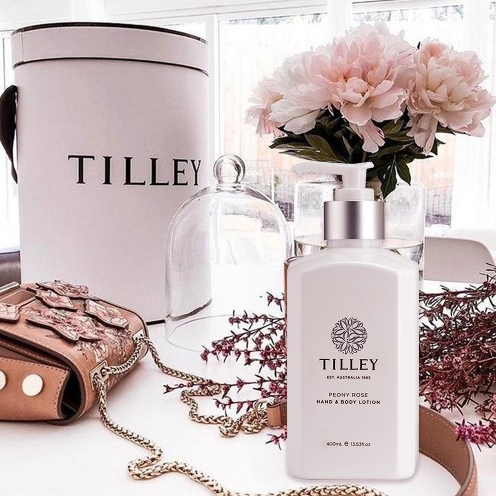 【Tilley 百年特莉】澳洲原裝香氛保濕沐浴乳/乳液400ml(共12款可任選)