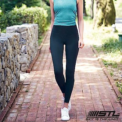 STL Wonder legging 9 韓 女 高腰運動拉提褲 奇蹟午藍