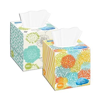 Lucky Super Soft 超柔軟盒裝面紙100抽/盒