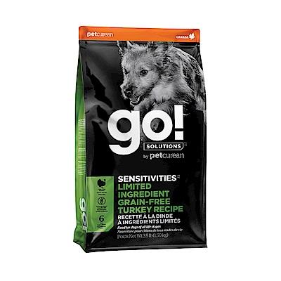 Go! 低致敏火雞肉 22磅 全犬 無穀配方