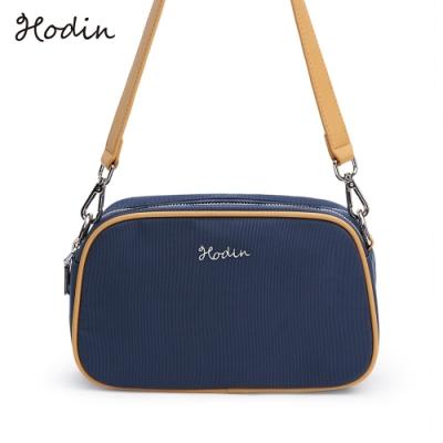 【Hodin】Daily雙開口相機包/斜背包(藍色153028BR)