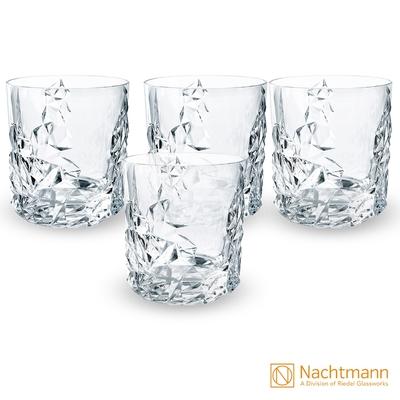 【Nachtmann】雕塑威士忌杯(4入)