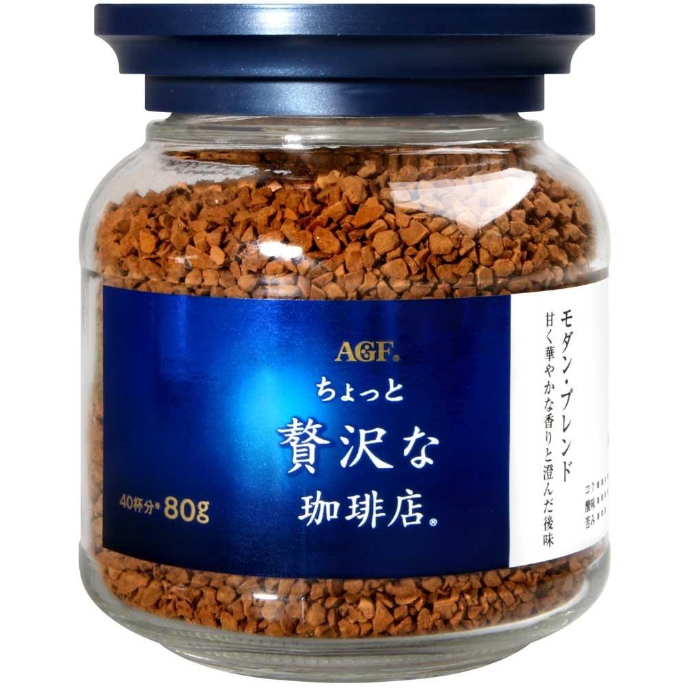 AGF 華麗柔順咖啡(80g)