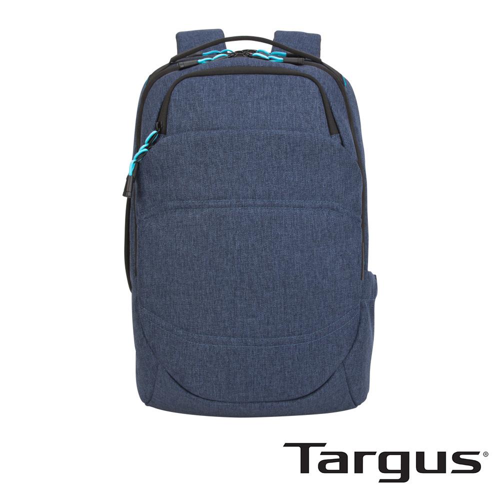 Targus Groove X2 MaX15吋躍動電腦後背包-海軍藍(TSB95101)