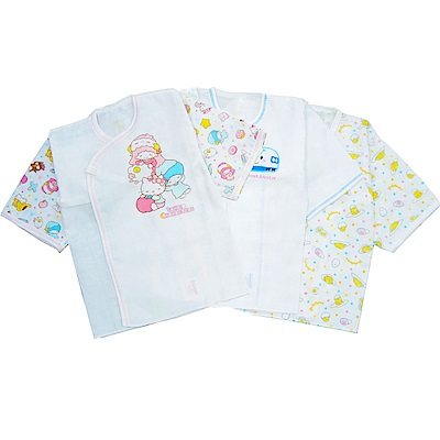 麗嬰房 KITTY/新幹線/蛋黃哥-新生兒紗布肚衣 (共3款可選)