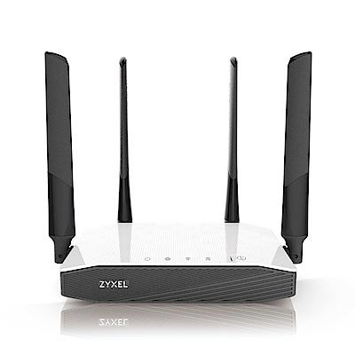 ZyXEL合勤 AC1200同步雙頻無線路由器NBG6604