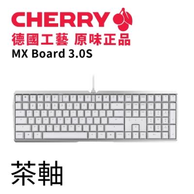Cherry MX Board 3.0S(白) 茶軸
