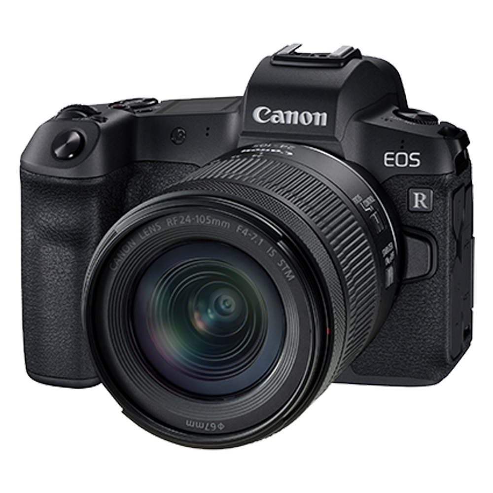 Canon EOS R RF 24-105mm F4-7.1 IS STM (公司貨)