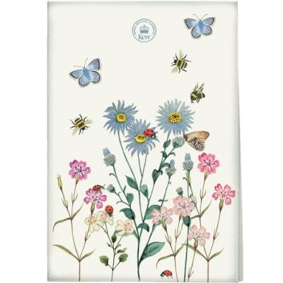 《CreativeTops》Kew純棉布巾(花園瓢蟲)