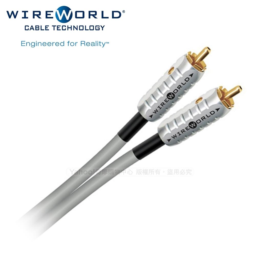 WIREWORLD Solstice 8 RCA音響訊號線 (SOI/至點) – 2M