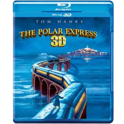 北極特快車 (3D/2D) Polar Express  藍光 BD