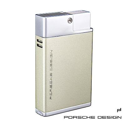保時捷Porsche Design P3631雙噴射火焰打火機(香檳)