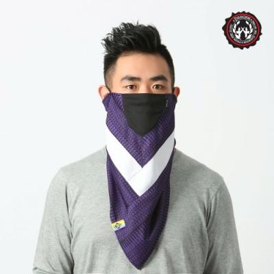 【DREGEN】TS系列-三角巾面罩-深邃伯爵