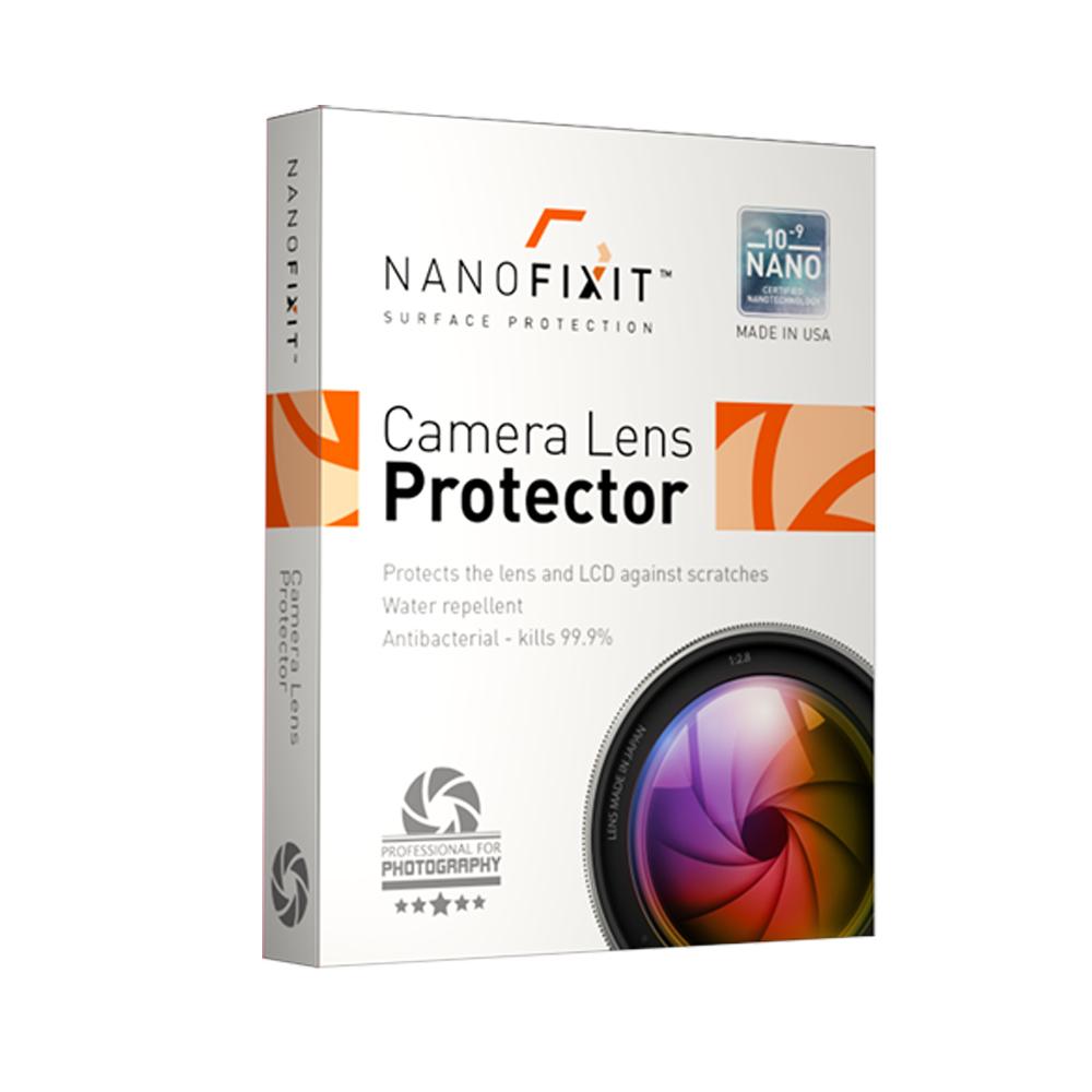 奈米盾 NanoFixit 相機鏡頭奈米鈦隱形膜