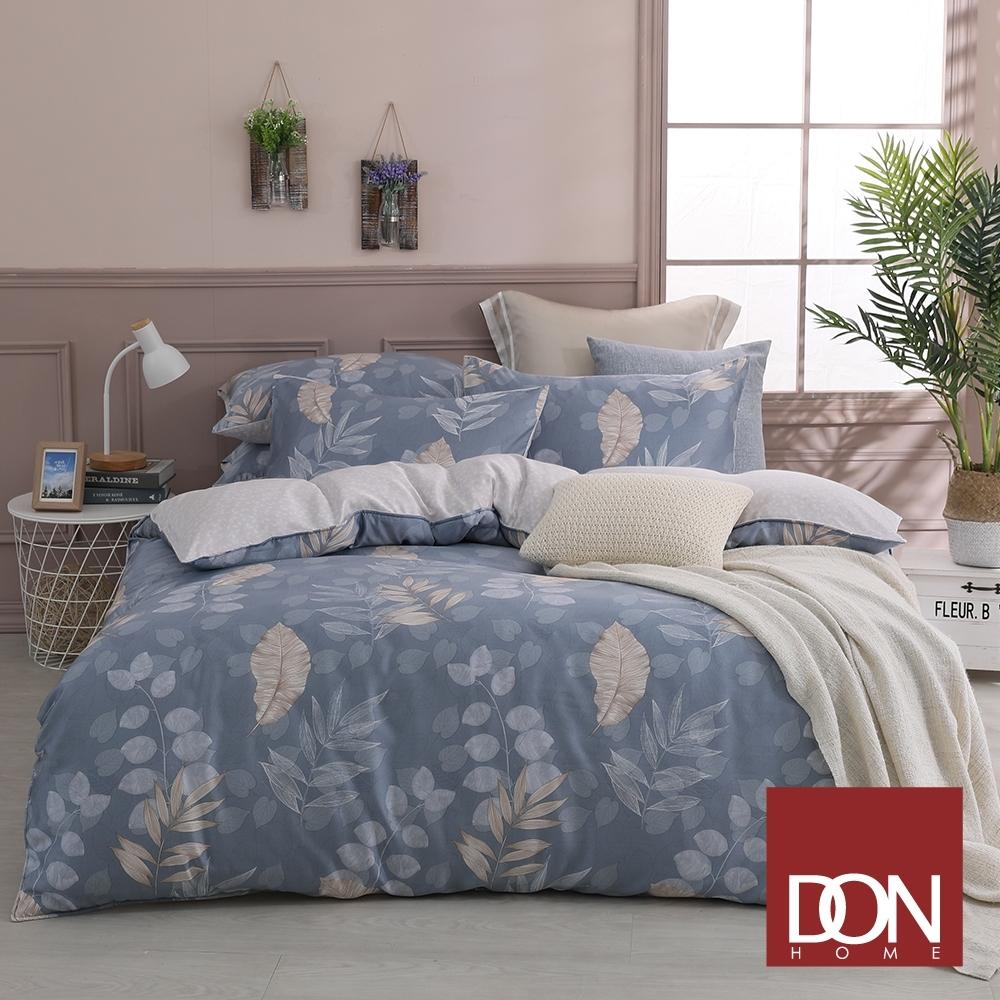 【DON】 雙人天絲兩用被床包四件組-清風