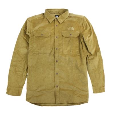 TNF 男 CORDUROY SHIRT - NF0A3VULD9V1 襯衫(長)