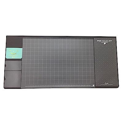 韓版清新多功能電腦辦公桌墊-咖啡(EB-E12)
