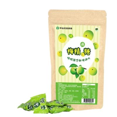 甲仙農會 梅仙子-梅精硬糖(80g)