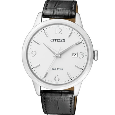 CITIZEN Eco-Drive 光動能紳士錶(BM7300-09A)40mm